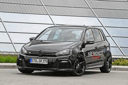2011 Volkswagen Golf R20 Black Pearl by Siemoneit Racing 1