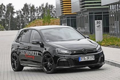 2011 Volkswagen Golf R20 Black Pearl by Siemoneit Racing 5