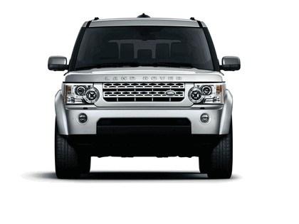 2012 Land Rover Discovery 4 1