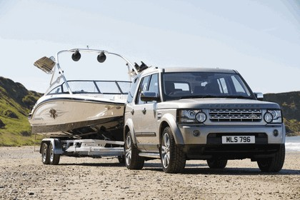 2012 Land Rover Discovery 4 4