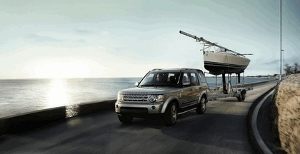2012 Land Rover Discovery 4 6
