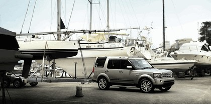 2012 Land Rover Discovery 4 7