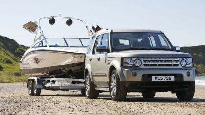 2012 Land Rover Discovery 4 8