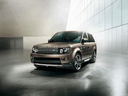 2012 Land Rover Range Rover Sport 2