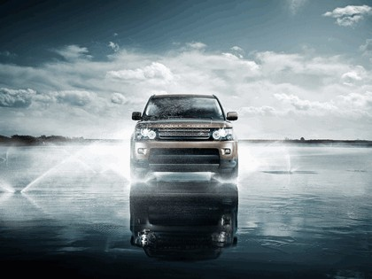 2012 Land Rover Range Rover Sport 3