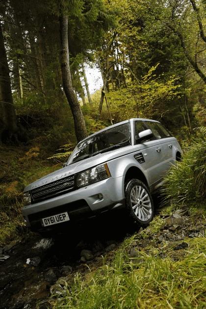 2012 Land Rover Range Rover Sport 11
