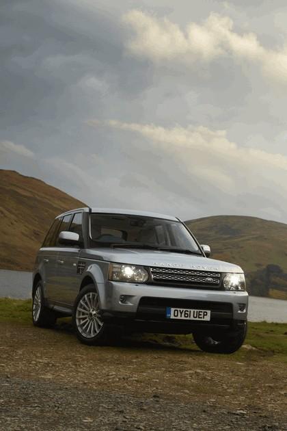 2012 Land Rover Range Rover Sport 12