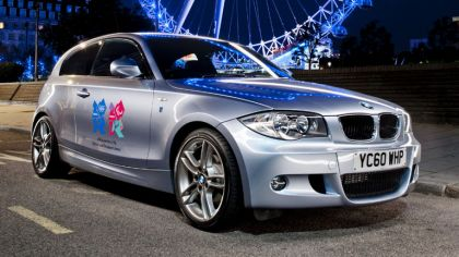 2011 BMW 118d ( E81 ) Performance Edition - UK version 9