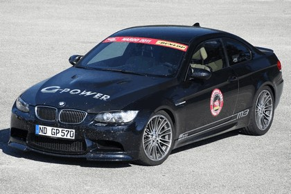 2011 G-Power M3 SK II Sporty Drive ( based on BMW M3 E92 ) 4