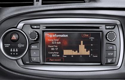 2012 Toyota Yaris 35