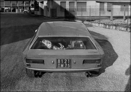 1966 Lamborghini 400GT Flying Star II Touring 4