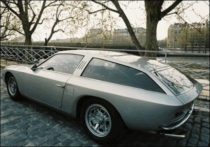 1966 Lamborghini 400GT Flying Star II Touring 10