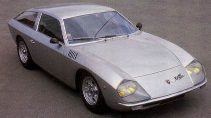 1966 Lamborghini 400GT Flying Star II Touring 3