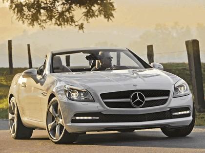 2011 Mercedes-Benz SLK 350 - USA version 6
