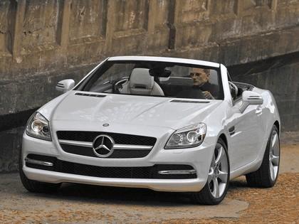 2011 Mercedes-Benz SLK 350 - USA version 10