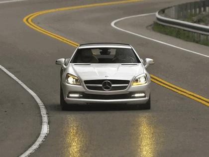 2011 Mercedes-Benz SLK 350 - USA version 11