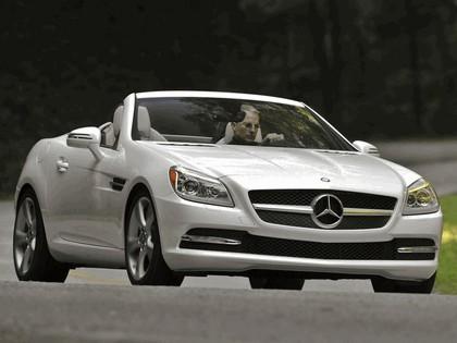 2011 Mercedes-Benz SLK 350 - USA version 12