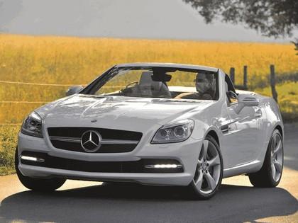 2011 Mercedes-Benz SLK 350 - USA version 15