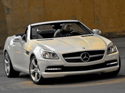 2011 Mercedes-Benz SLK 350 - USA version 16