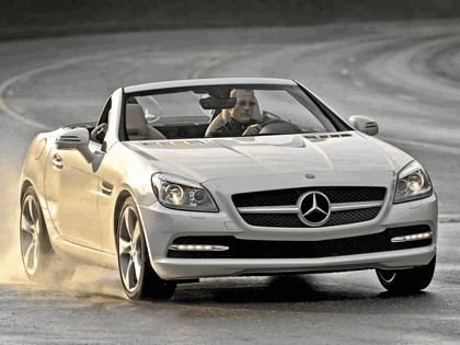 2011 Mercedes-Benz SLK 350 - USA version 17