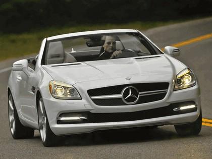 2011 Mercedes-Benz SLK 350 - USA version 19