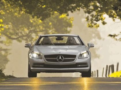 2011 Mercedes-Benz SLK 350 - USA version 21