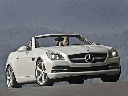 2011 Mercedes-Benz SLK 350 - USA version 23