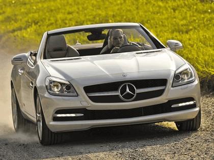 2011 Mercedes-Benz SLK 350 - USA version 24