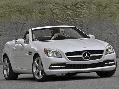 2011 Mercedes-Benz SLK 350 - USA version 30