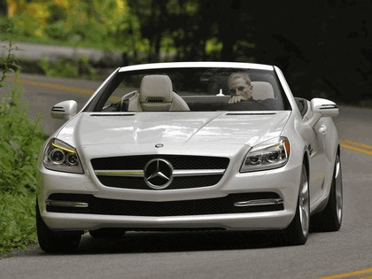 2011 Mercedes-Benz SLK 350 - USA version 35