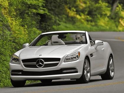 2011 Mercedes-Benz SLK 350 - USA version 36