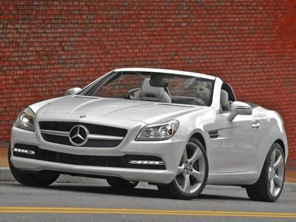 2011 Mercedes-Benz SLK 350 - USA version 42