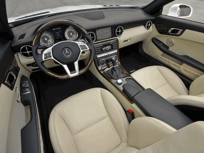 2011 Mercedes-Benz SLK 350 - USA version 46