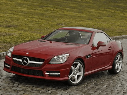2011 Mercedes-Benz SLK 350 AMG with Sports Package - USA version 1