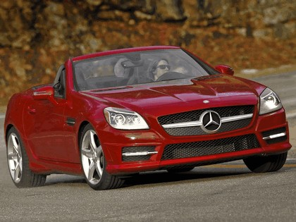 2011 Mercedes-Benz SLK 350 AMG with Sports Package - USA version 8