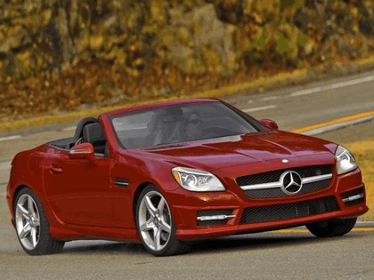 2011 Mercedes-Benz SLK 350 AMG with Sports Package - USA version 10
