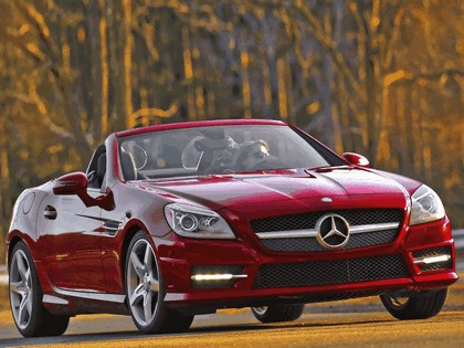 2011 Mercedes-Benz SLK 350 AMG with Sports Package - USA version 12