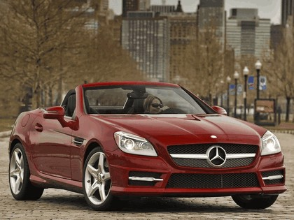 2011 Mercedes-Benz SLK 350 AMG with Sports Package - USA version 13