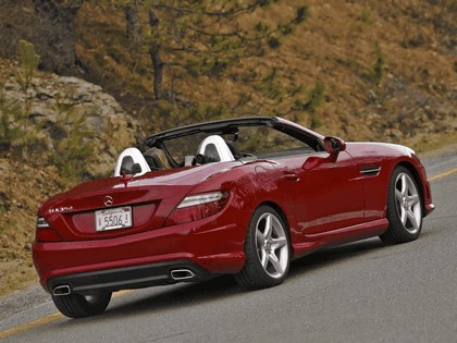 2011 Mercedes-Benz SLK 350 AMG with Sports Package - USA version 14