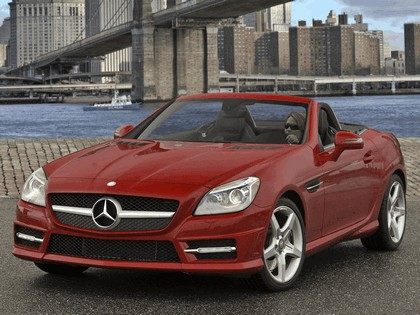 2011 Mercedes-Benz SLK 350 AMG with Sports Package - USA version 16