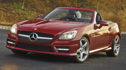 2011 Mercedes-Benz SLK 350 AMG with Sports Package - USA version 4