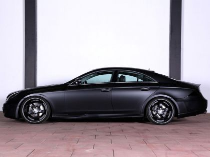 2011 Mercedes-Benz CLS ( W219 ) by Mec Design 3