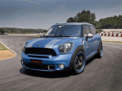 2011 Mini Countryman S Anniversario by Romeo Ferraris 4