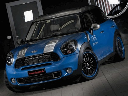 2011 Mini Countryman S Anniversario by Romeo Ferraris 10