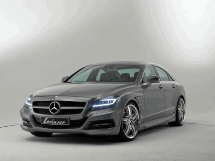 2011 Mercedes-Benz CLS-klasse ( C218 ) by Lorinser 4