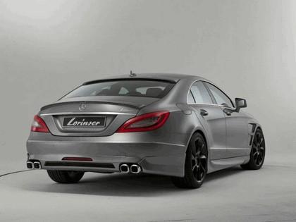 2011 Mercedes-Benz CLS-klasse ( C218 ) by Lorinser 5