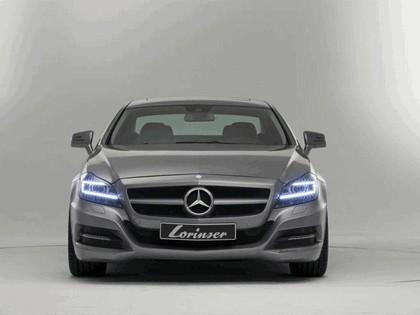 2011 Mercedes-Benz CLS-klasse ( C218 ) by Lorinser 6