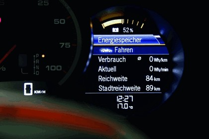 2011 Porsche Boxster E 12
