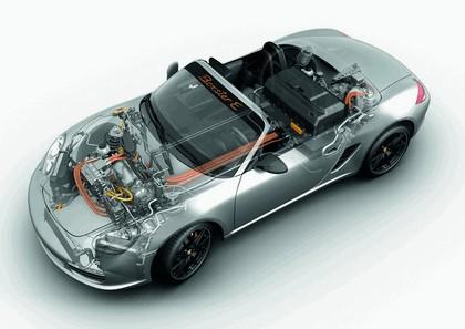 2011 Porsche Boxster E 13