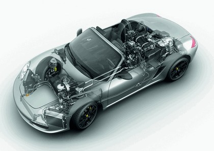 2011 Porsche Boxster E 14
